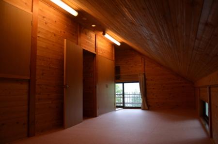 さくら棟の一室