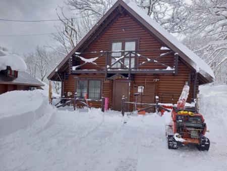 冬の景色2号棟