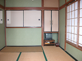 和室4.5畳(バストイレなし)
