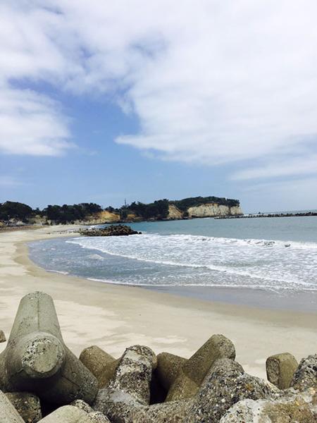 川尻海水浴場まで徒歩3分