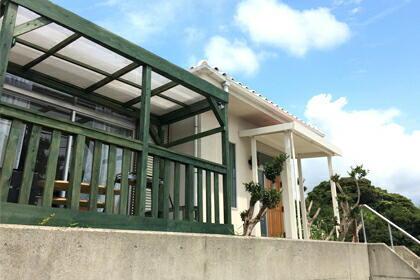 サンライズ大崎/屋根付きテラスでBBQ