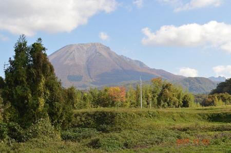 のどかな風景(大山)