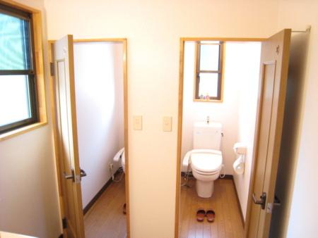 わさび荘トイレ