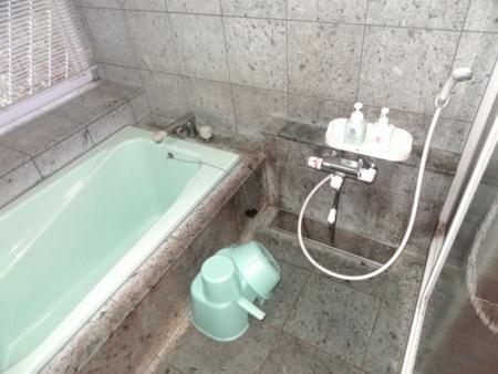 「グレース」の浴室