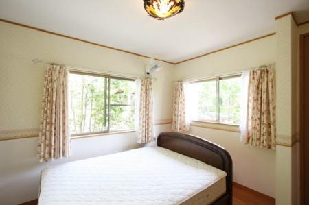 椿のベッドルーム