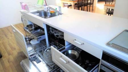 2号棟 食洗機