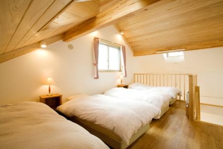タイプI寝室
