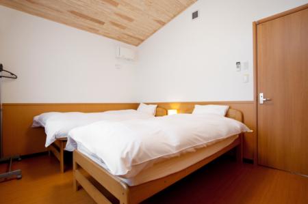 タイプIII 寝室