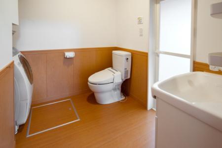 タイプIII 洗面脱衣所・トイレ