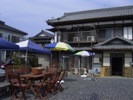 貸別荘倉ちゃんの家の外観