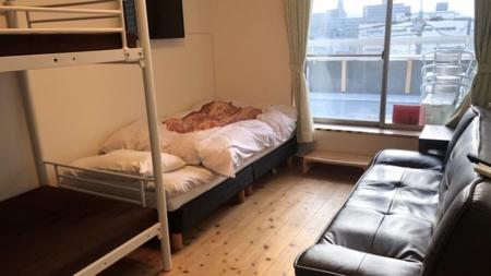 貸し切りフロア備え付の冷蔵庫・電子レンジ