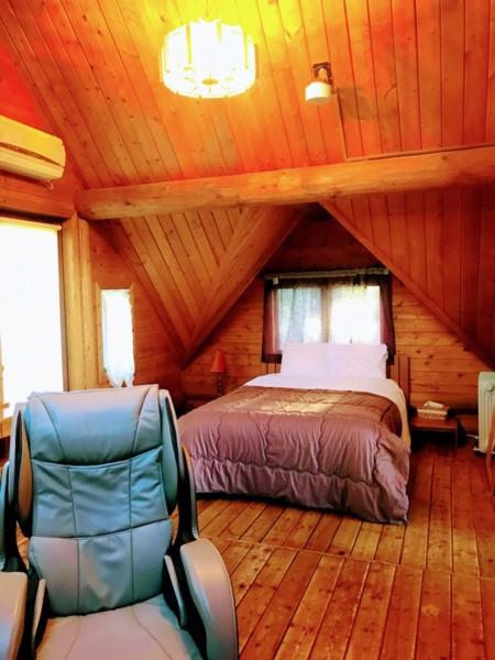 ゆとりのスペース14畳大型主寝室です♡
