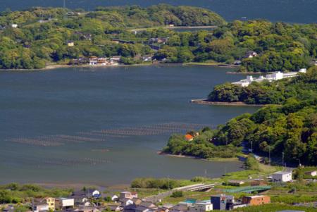 浜名湖の風景