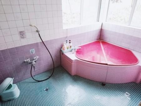 大清水台/浴室