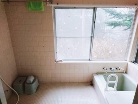 もみの木台B棟/浴室
