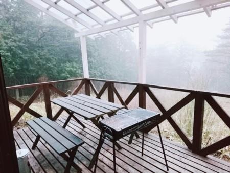 もみの木台A棟/BBQセット無料レンタル