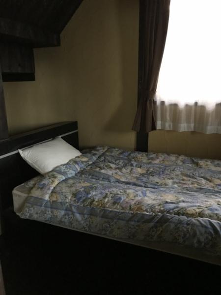 ベッドのお部屋あります(本館)