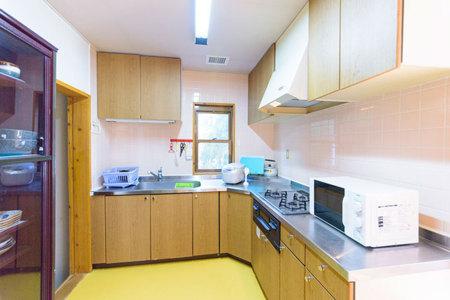 キッチン(1階)