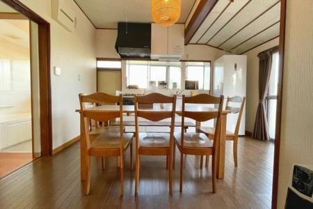間接照明で癒しの空間