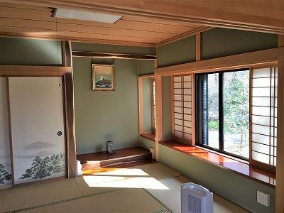 1階の和室(8畳)×1部屋