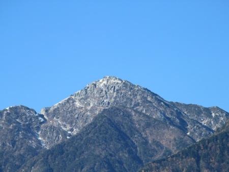 甲斐駒ケ岳の登山も