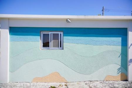 宮古島の海鮮が味わえる。