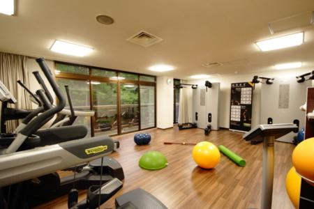 スポーツジム室