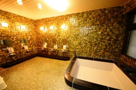 浴室(男子)