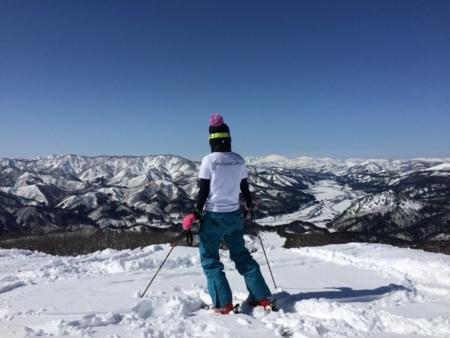 4つのスキー場に1時間以内の好アクセス