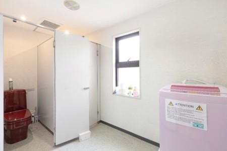 館内設備 洗濯乾燥機2 お手洗5