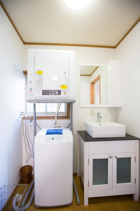 洗面所・洗濯機