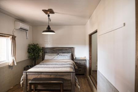 キングルーム(Bedroom1)