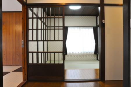 畳部屋4.5畳個室