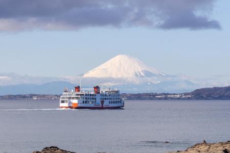 天気の良い日には富士山も望めます