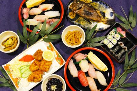 お寿司のケータリング提携ございます