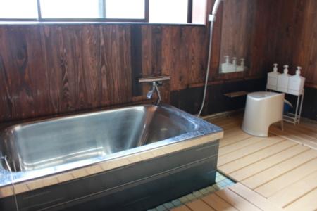 ステンレス風呂