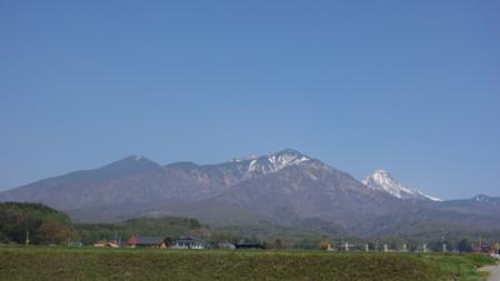 美しく雄大な八ヶ岳♪