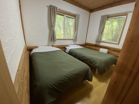 寝室1(2Bed)