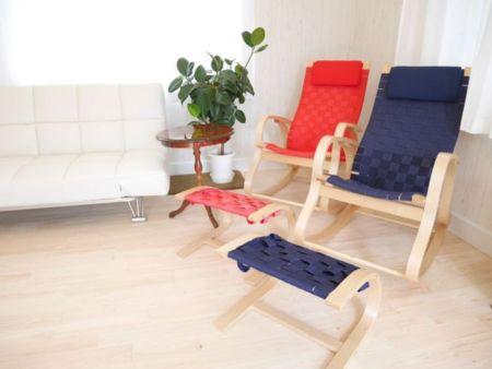 32畳の広々リビング床にはやさしい無垢檜