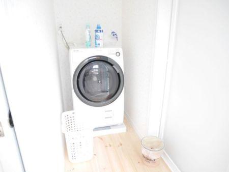 乾燥機付き洗濯機 洗剤 柔軟剤ございます