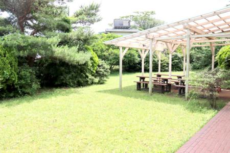 天然岩風呂温泉