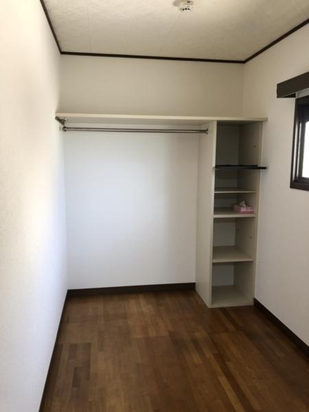 2階の部屋
