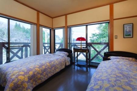 洋室1部屋 3ベッド