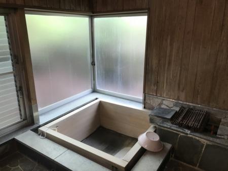 お風呂場 (温泉)