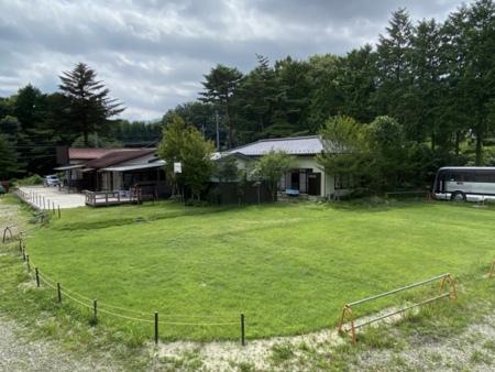 一棟貸切の貸別荘、家族や友人とゆっくり