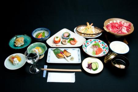 夕食例(別料金)