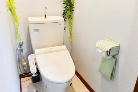 清潔なお手洗い