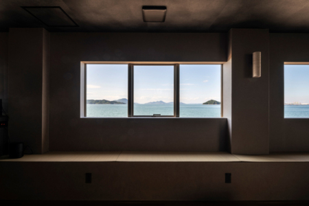全室、瀬戸内海オーシャンビュー。