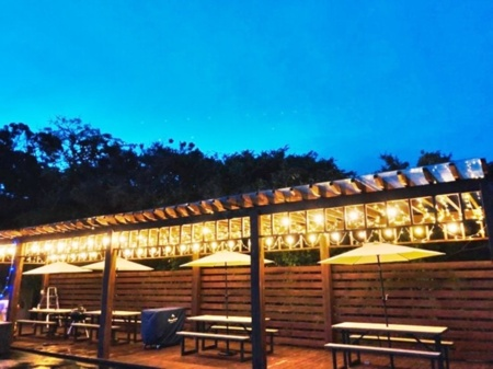 BBQスペース(屋根有)