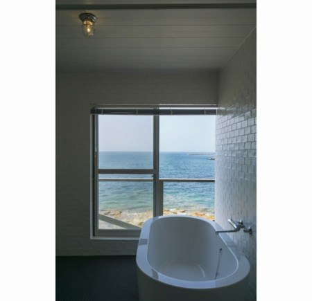 お風呂から見える景色も素敵です!
